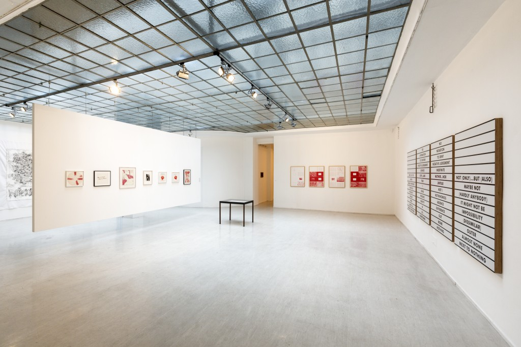 Gallery main room view