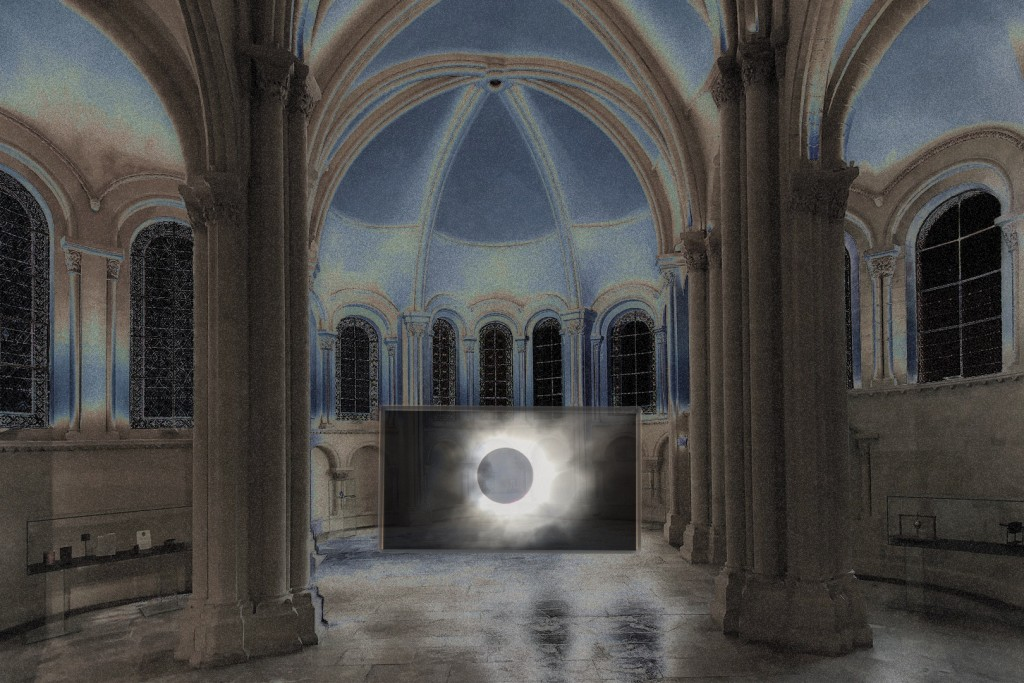 Video_installation_Eclipse_Diaphane_Musee_eglise_HIbberd