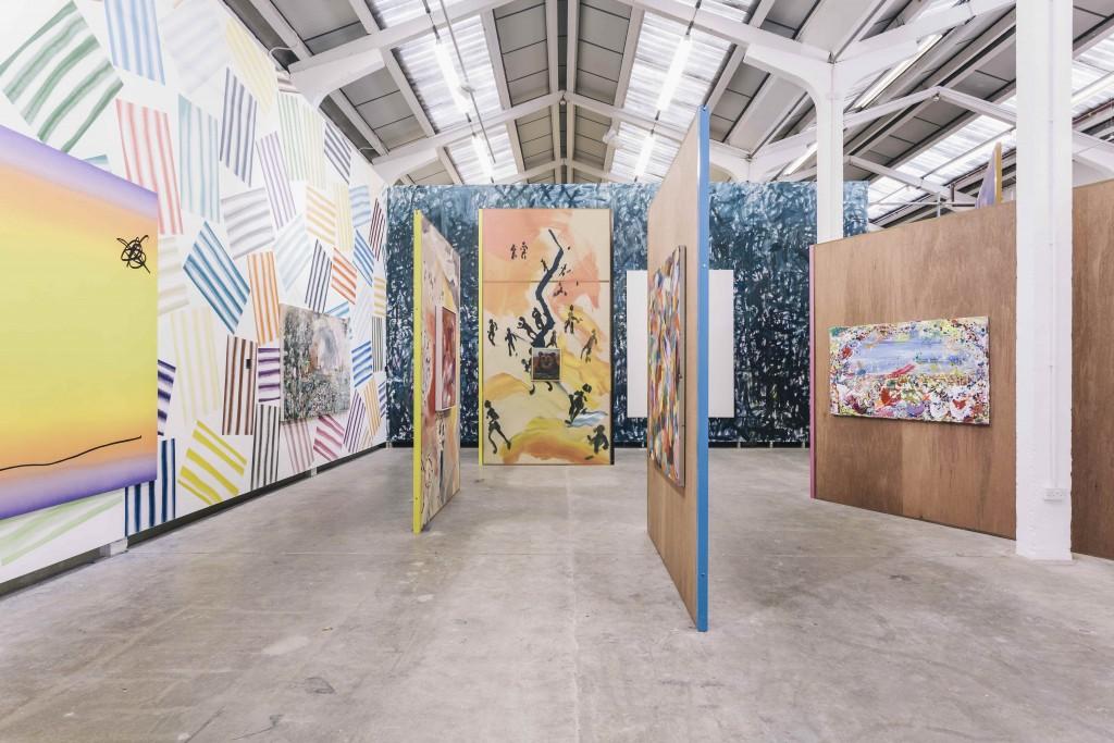 Mobile Walls Painting Show, Ashley Carr photo copysm