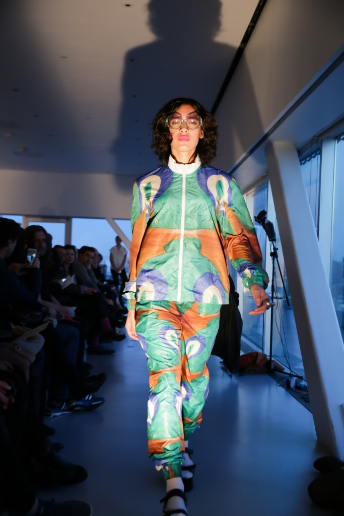 New Museum Debuts Artist Cheryl Donegan's Outerwear Collection: Produced with Print All Over Me