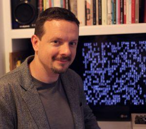 Nick Montfort   Interviews from Yale University Radio WYBCX